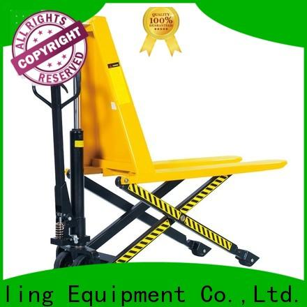 New motorized pallet truck manual for business for hire