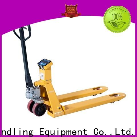 Top mechanical pallet jack stainless Supply for rent