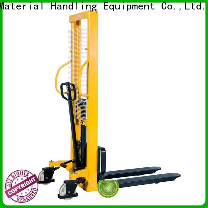 New full electric stacker warehouse company for warehouse