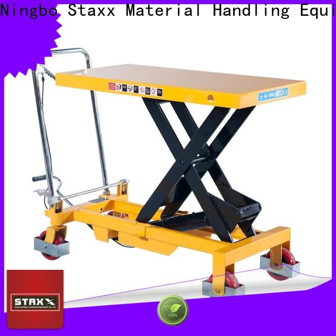 High-quality lift table jack ps400 factory for warehouse