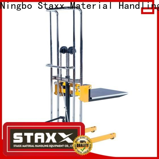 Staxx lift benchtop scissor lift manufacturers for hire