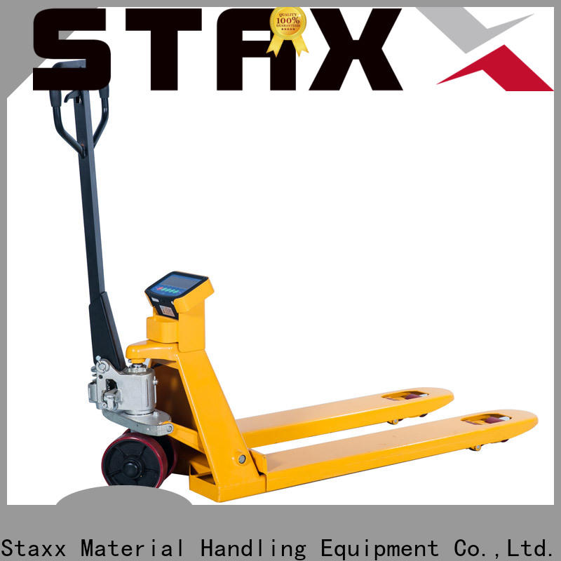 Staxx pwh25 used hand pallet truck Suppliers for rent