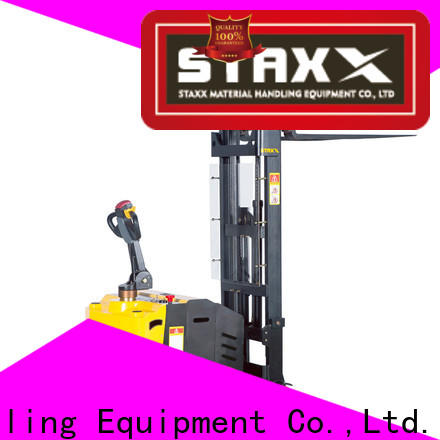 High-quality used pallet stacker fully company for hire