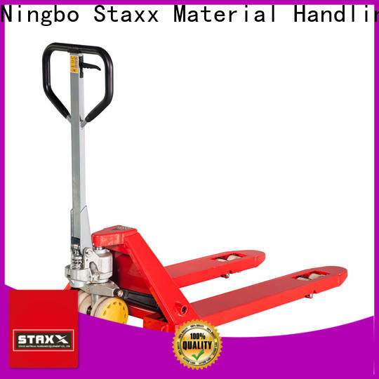 Staxx heavy mini pallet truck Suppliers for rent