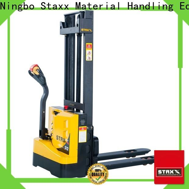 Top electric pallet stacker training pws10ss15ssi manufacturers for warehouse