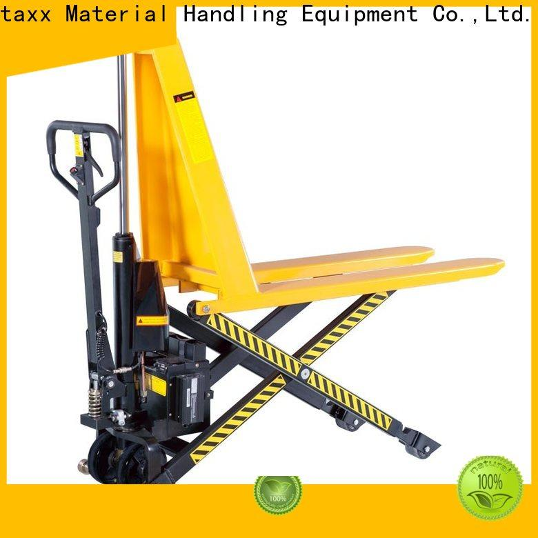Staxx hldhls pallet jack repair company for warehouse