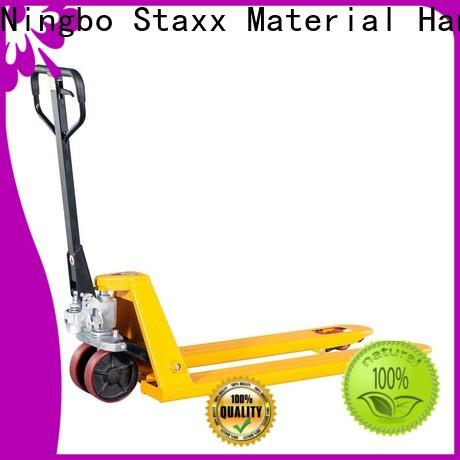 Staxx Top pallet walker factory for warehouse