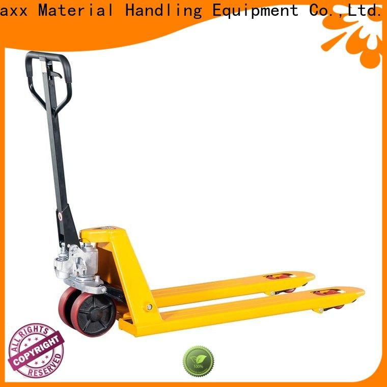 Staxx Top pallet truck hand company for rent
