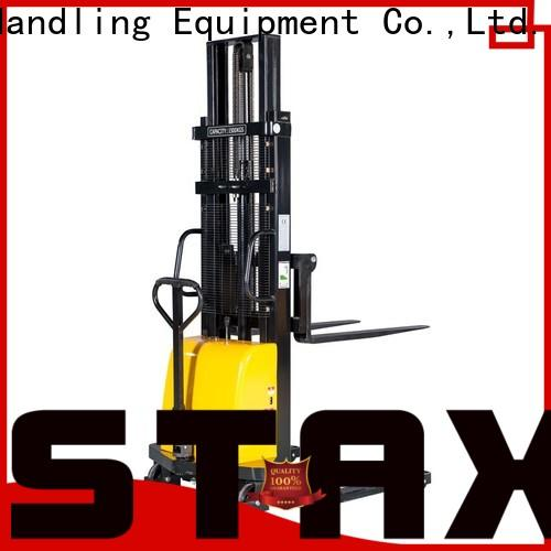 Staxx Wholesale walking pallet stacker Supply for hire