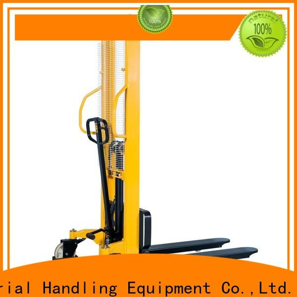 Best mini electric pallet jack forklift company for rent