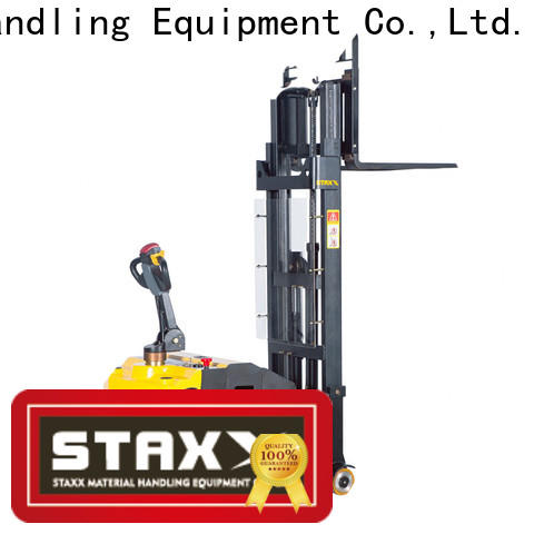 Best electric stackers dealers mast Supply for stairs