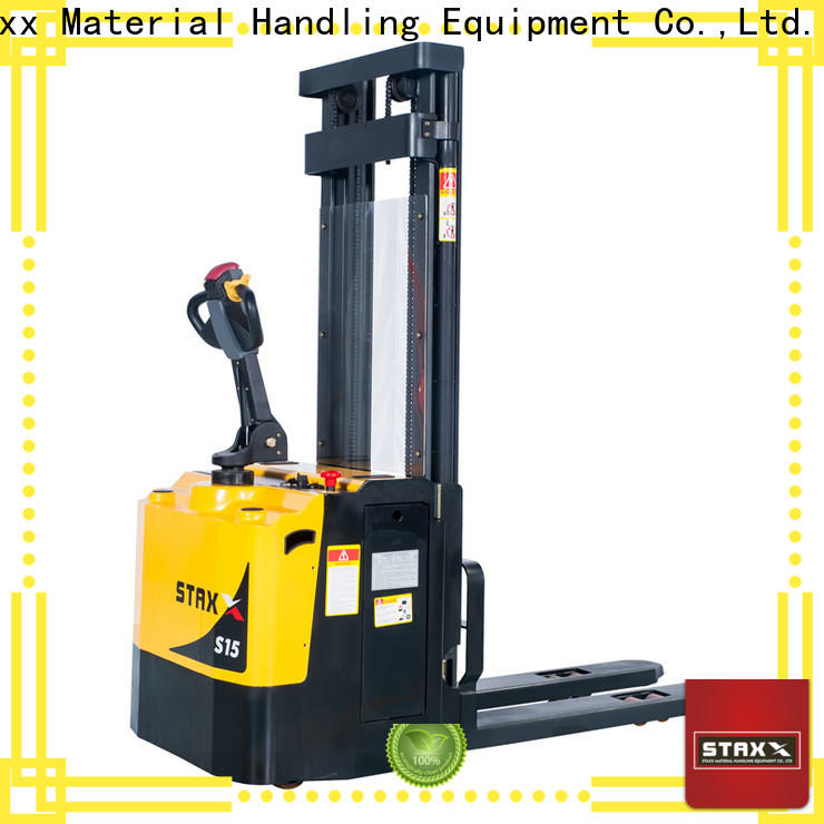 Staxx Latest high lift hand pallet truck Suppliers for rent