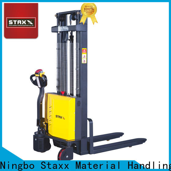 Wholesale mobile pallet stacker cbes121520 Supply for warehouse