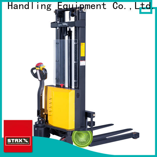 Staxx Custom pallet lifting equipment manufacturers for stairs