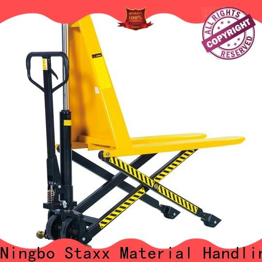 Staxx Wholesale single fork pallet truck Supply for rent