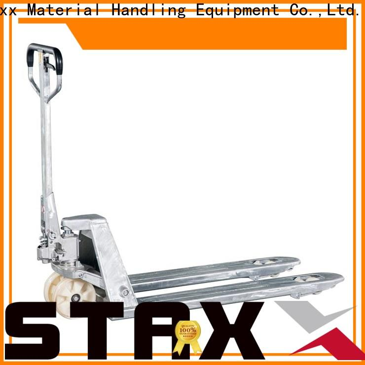 Staxx Best pallet pump truck for sale for business for hire