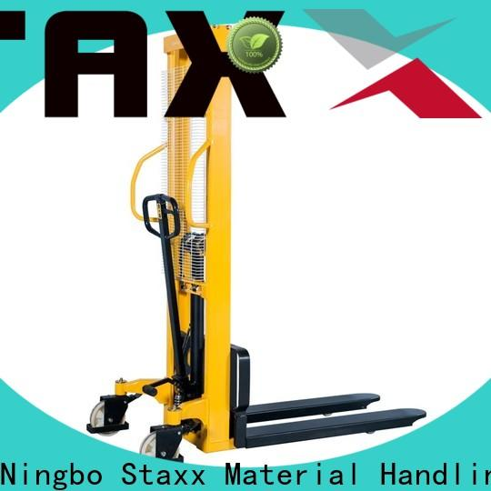 Best used pallet stacker warehouse Supply for rent