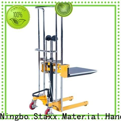 Staxx Best scissor lift hardware Supply for stairs