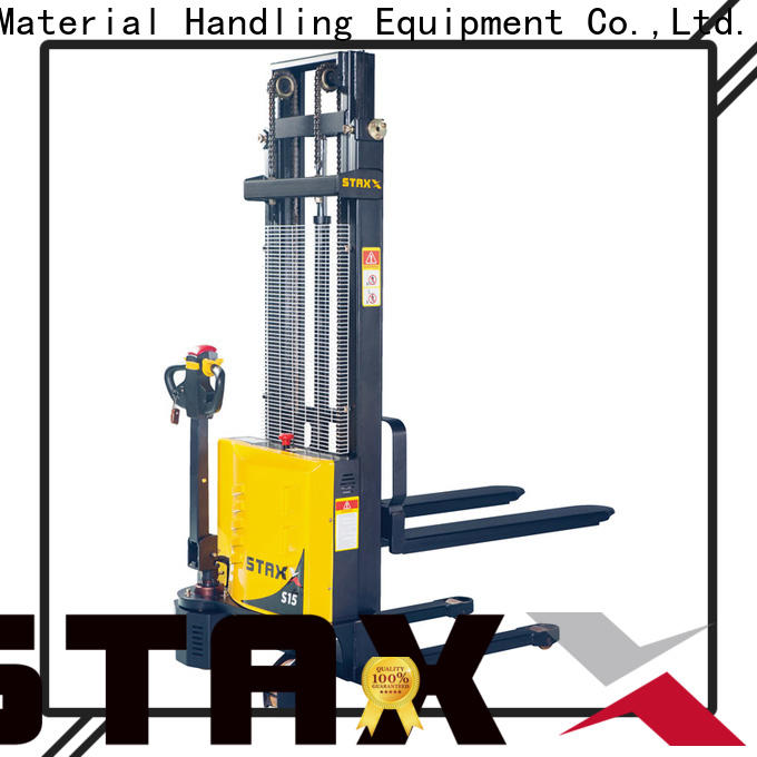 Staxx ppt18h used hand pallet truck for business for hire