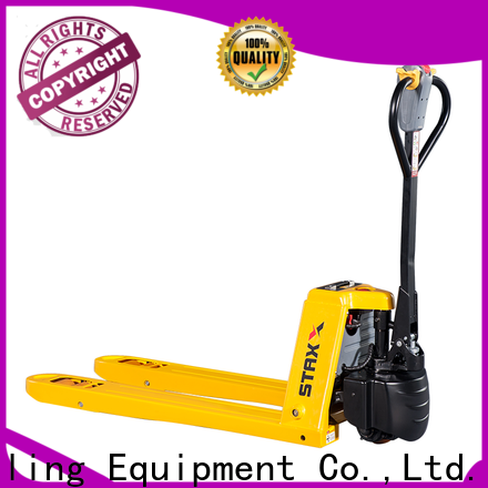 Best pallet jack trailer lithium Suppliers for rent