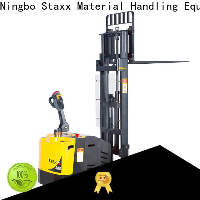 Staxx Wholesale battery powered stacker Supply for hire