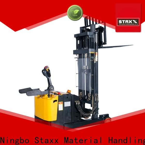 Staxx Top second hand forklifts factory for hire
