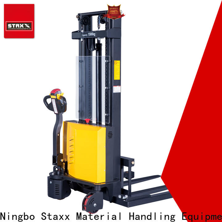 Staxx electric pallet truck dealers factory for hire