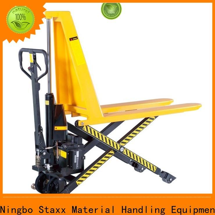 Wholesale wide pallet jack scissorliftpallet Suppliers for stairs