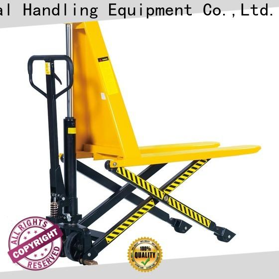 Latest hand pallet lift steel for business for stairs