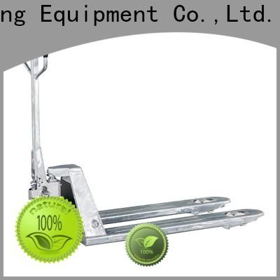 Staxx Wholesale hand pallet track company for rent