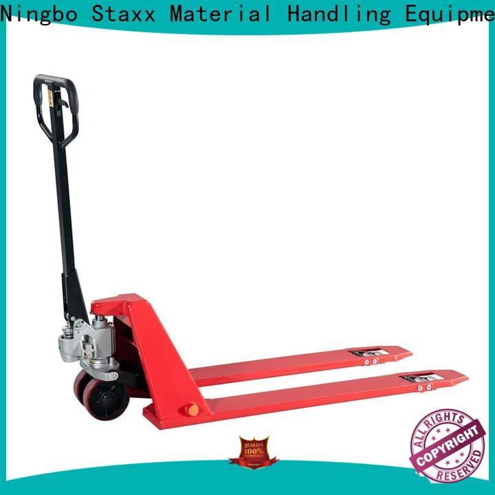 Top mechanical pallet truck weighting Suppliers for hire