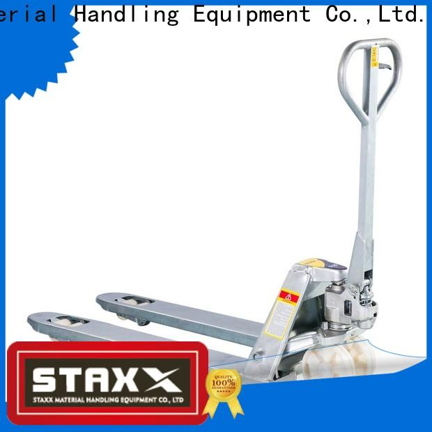 Staxx New electric truck jack for business for rent