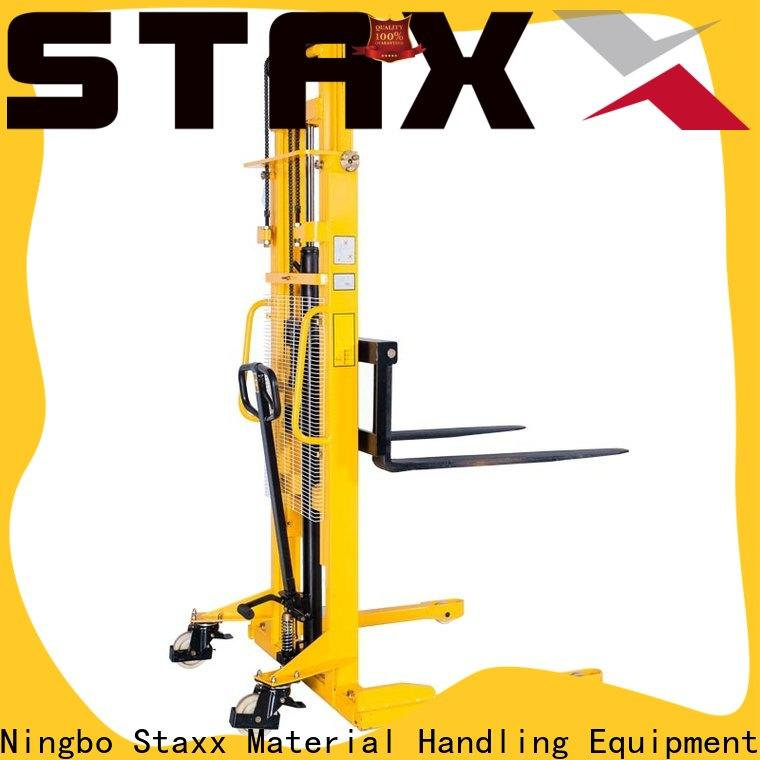 High-quality electric power stacker leg company for rent