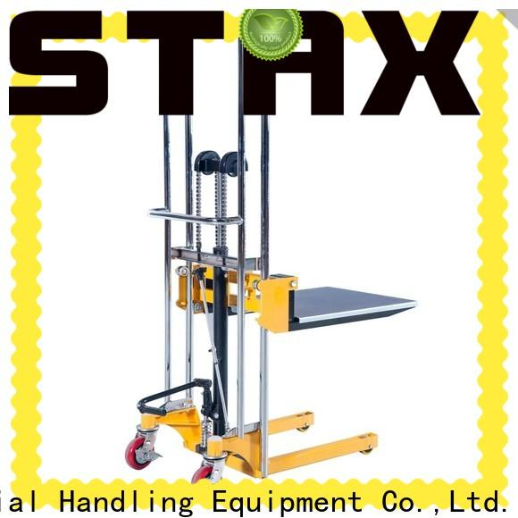 Staxx Latest industrial scissor table for business for stairs