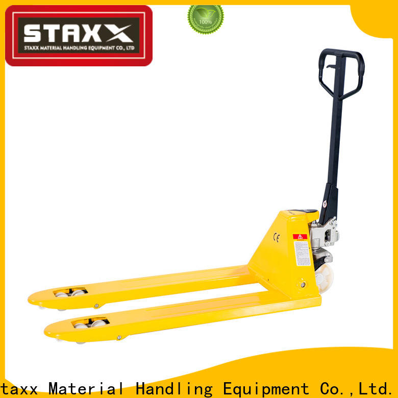Staxx Custom pallet lift stacker for business for hire