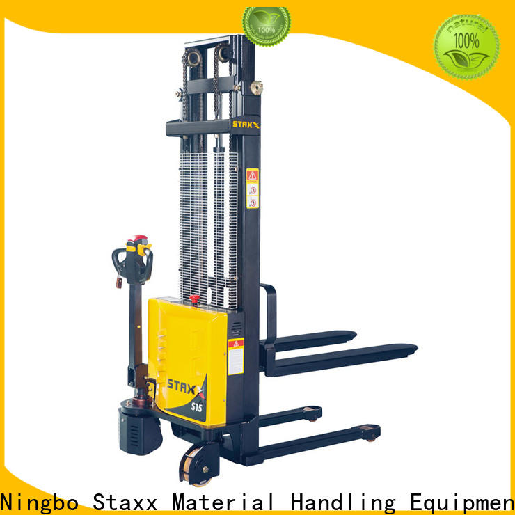 Staxx Custom used hand pallet truck factory for warehouse