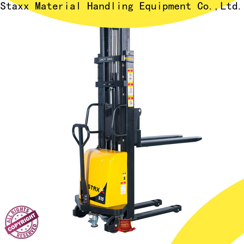 Staxx New pallet lifting equipment for business for warehouse