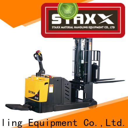 Staxx Custom pallet jack holder company for hire