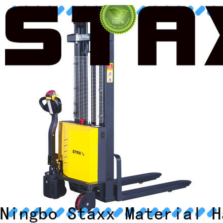 Staxx Custom adjustable pallet truck for business for warehouse