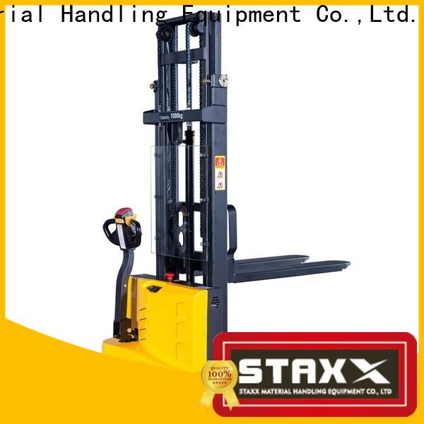 Staxx cbes121520 semi electric pallet stacker Suppliers for rent