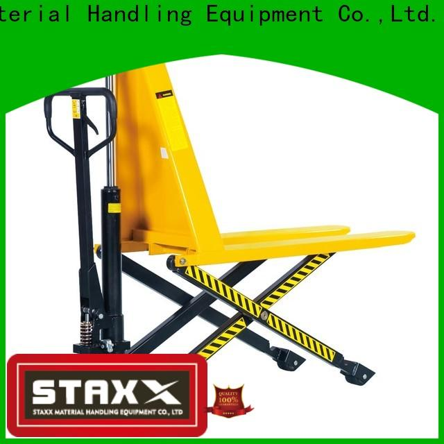 Staxx wh25es30es25ss pallet truck warehouse for business for warehouse