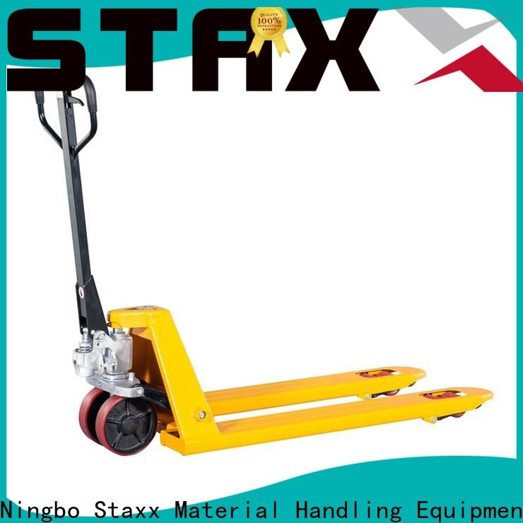 Staxx High-quality power lift pallet jack company for warehouse