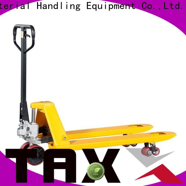 Staxx scissorliftpallet portable pallet lifter Supply for warehouse