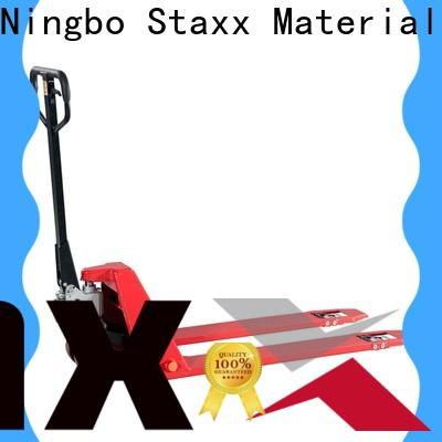 Best hand pallet truck 2500kg steel manufacturers for stairs