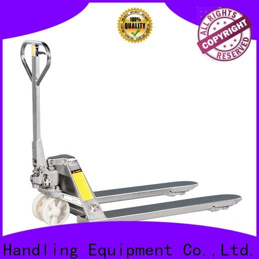 Staxx New 2 ton hand pallet truck factory for rent