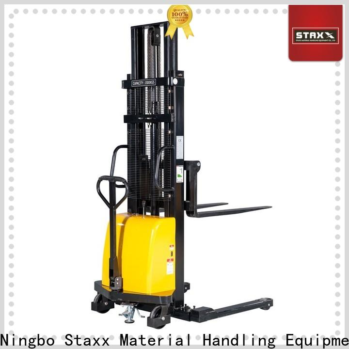 Staxx series walkie lift truck Supply for stairs