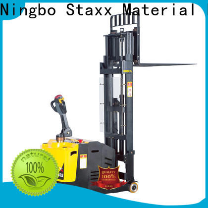 Staxx Wholesale small pallet jack company for hire
