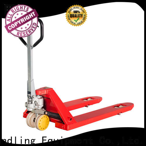 Staxx profile high lift pallet truck for sale manufacturers for warehouse
