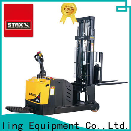 Staxx Latest electric stackers company company for hire