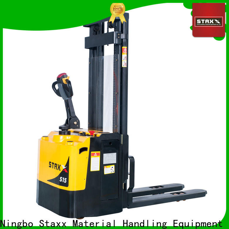 Wholesale adjustable pallet jack ws10s12s15sl company for stairs